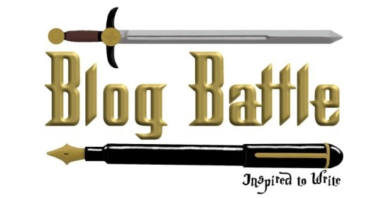Blog Battle, blogseries, meme, blog meme, inspired to write, Rachael Ritchey, fantasy author, writing, reading, pen is mightier than the sword, sword, pen, ink, speculative fiction, blog challenge, blogger, authors unite,
