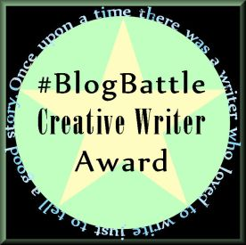 BlogBattle award 1