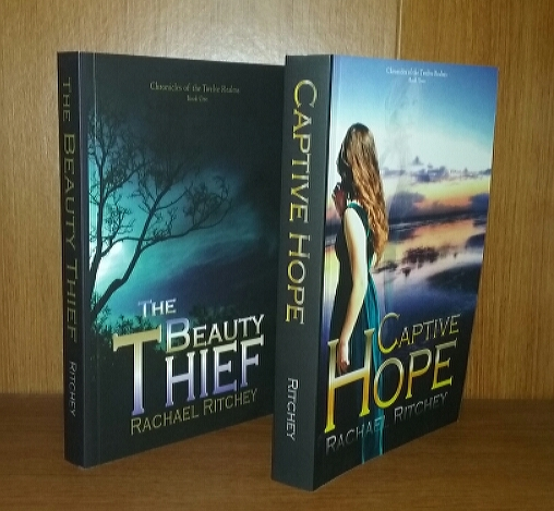 The Beauty Thief & Captive Hope