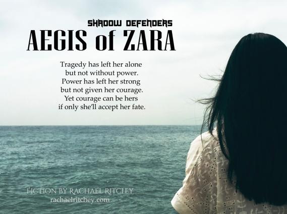 Aegis of ZARA poster