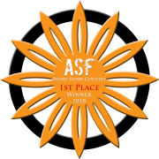 asf 1st place badge