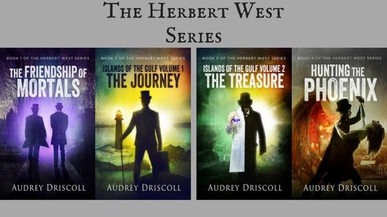 AudreyD Herbert West Series Composite