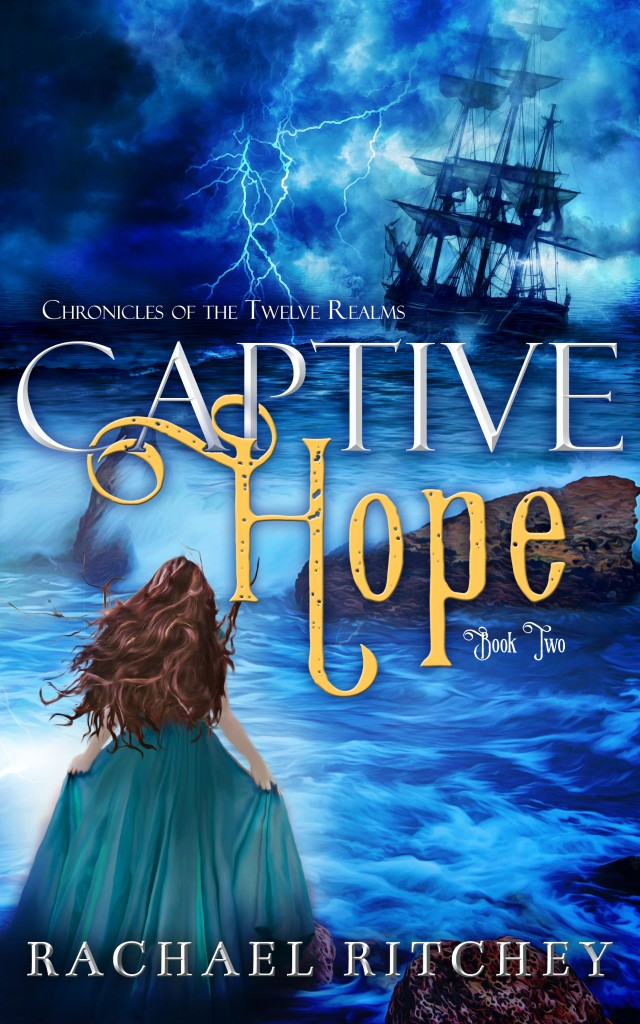 Cover for Capitve Hope by Rachael Ritchey