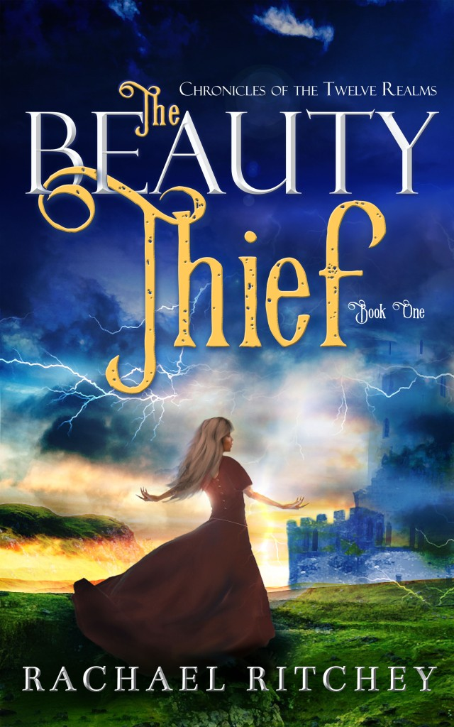 cover of The Beauty Thief