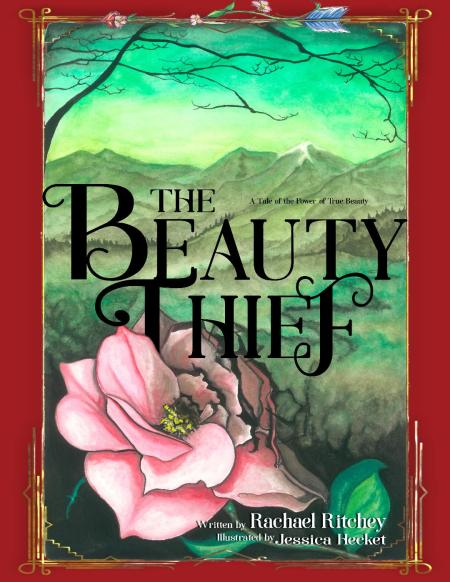 The Beauty Thief Story Book Cover